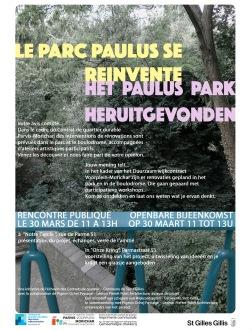 flyer paulus 30 mars