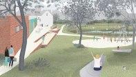 Parc Pierre Paulus - ©Ledroit-Pierret-Polet Architectes ©Pigeon-Ochej Paysage