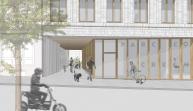 Entrée rue de l'Hôtel des Monnaies 137-139 - ©URBAN PLATFORM